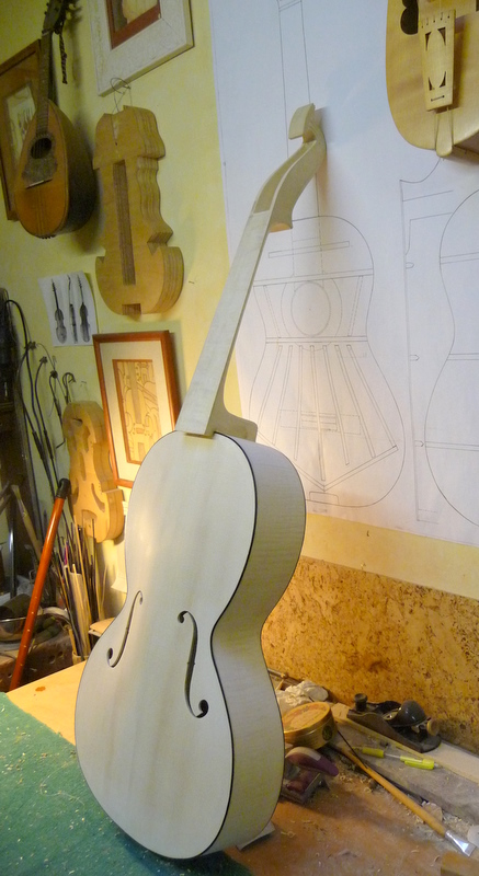 Nerot luthier sonate pour arpeggione et piano for Alcool maison fabrication