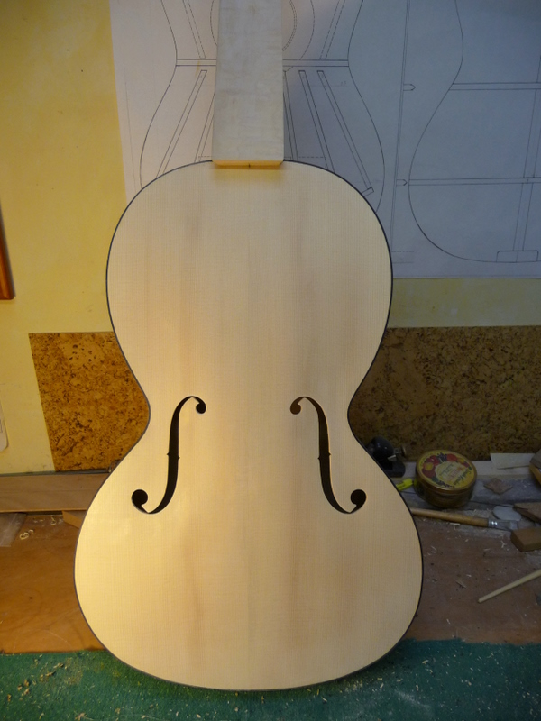 Nerot luthier blog archive construction de l arpeggione for Alcool maison fabrication